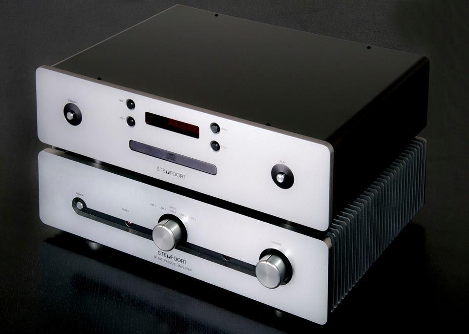 STEMFOORT SF-200 & SFCD-200 PLAYER 02