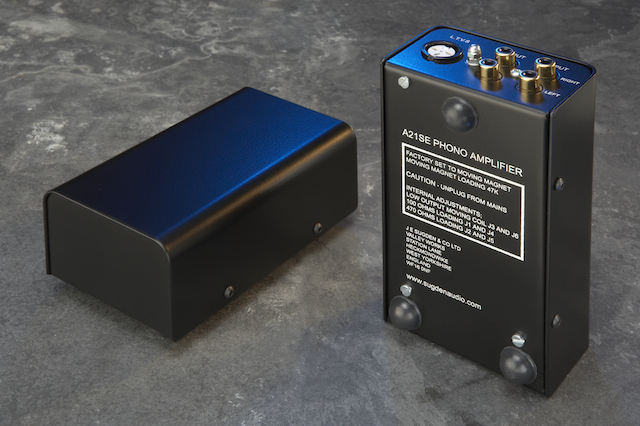 A21SE STAGE 2 PHONO & POWER #3 WS