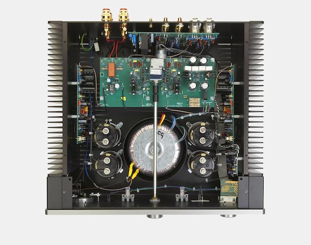 SUGDEN MASTERCLASS IA-4 INT AMP INTERNAL WS