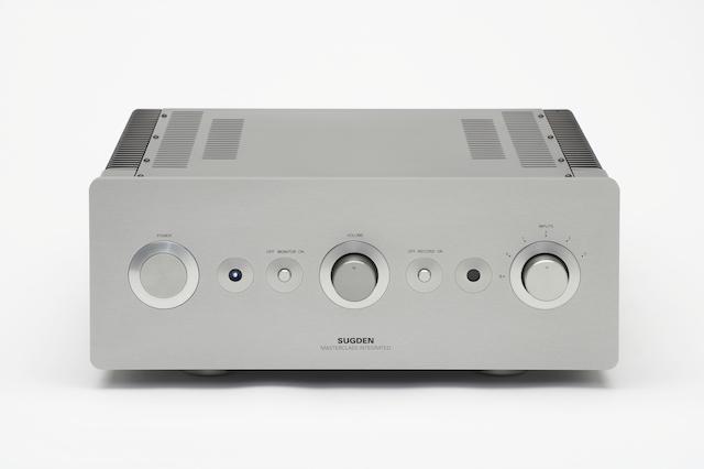 SUGDEN MASTERCLASS IA-4 INT AMP WS