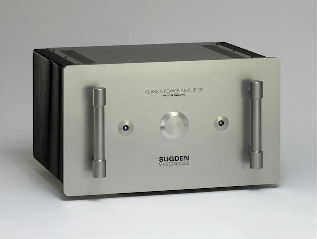 SUGDEN MASTERCLASS MPA-4 AMP 1 WS