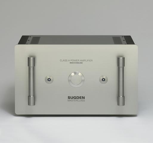 SUGDEN MASTERCLASS SPA-4 STEREO AMP WS