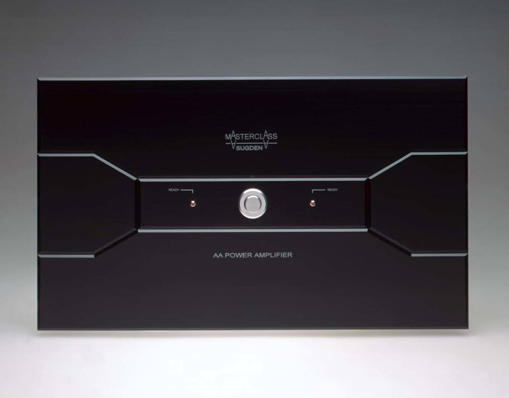 MASTERCLASS AA POWER AMPLIFIER - BLACK
