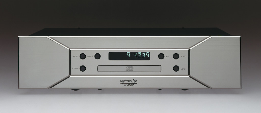 MASTERCLASS CD PLAYER WS