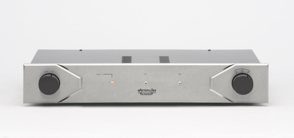 MASTERCLASS PHONO AMPLIFIER FRONT WS