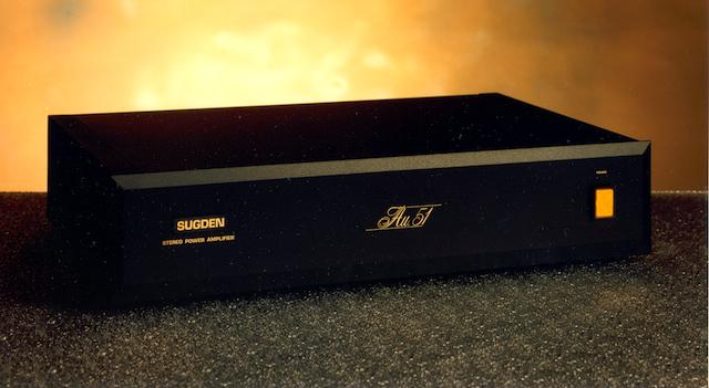 SUGDEN Au51 POWER AMPLIFIER-WS