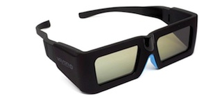 3D GLASSES WS
