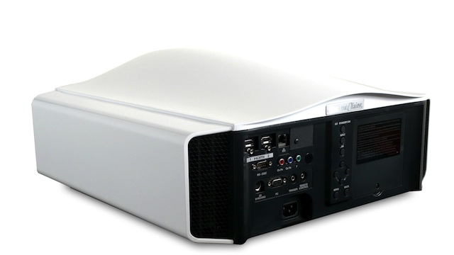 DREAMVISION INTI+1 WHITE - REAR WS