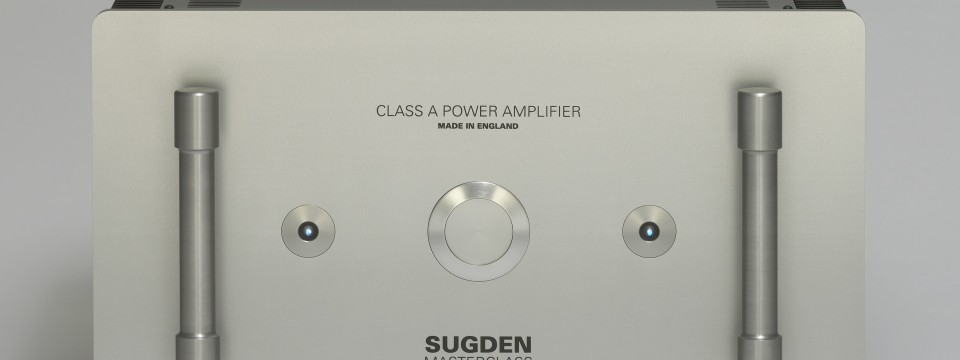 SUGDEN MASTERCLASS SPA-4 STEREO AMP