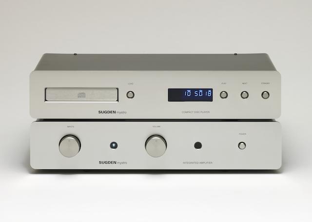 SUGDEN MYSTRO AMP & CD WS