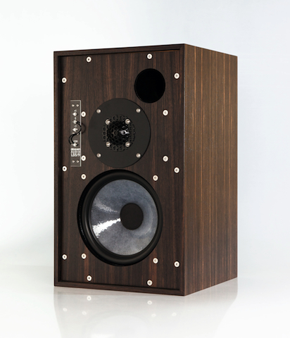 GRAHAM AUDIO LS5-9 EBONY MACASSAR WS