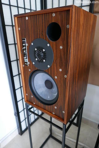 GRAHAM AUDIO LS5-9 HI-FI SENSES WS