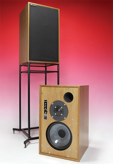 GRAHAM AUDIO LS5-9 HI-FI WORLD