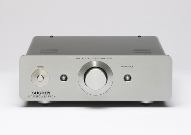 SUGDEN DAC-4 D-A CONVERTER 02 WS