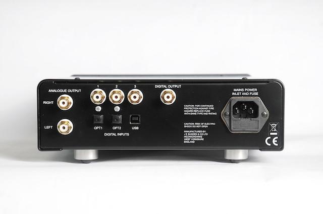 Sugden Audio Masterclass Dac 4 24 96 Digital To Analogue