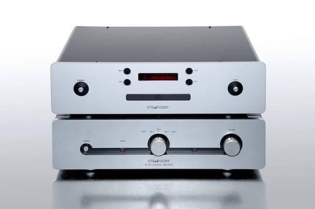 STEMFOORT SF-200 & SFCD-200 PLAYER WS